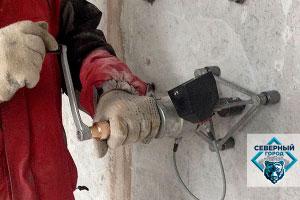 Испытание вентилируемых фасадов